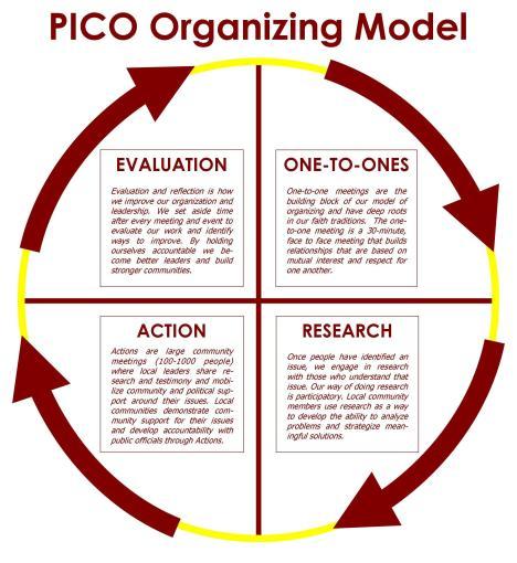 PICO Organizing Model