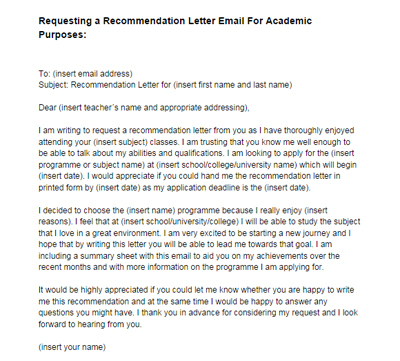 recommendation-letter-email-request-academic-purposes
